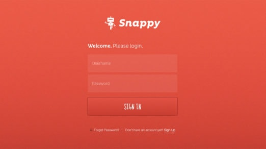 33 Examples of Login Form Designs for your Inspiration