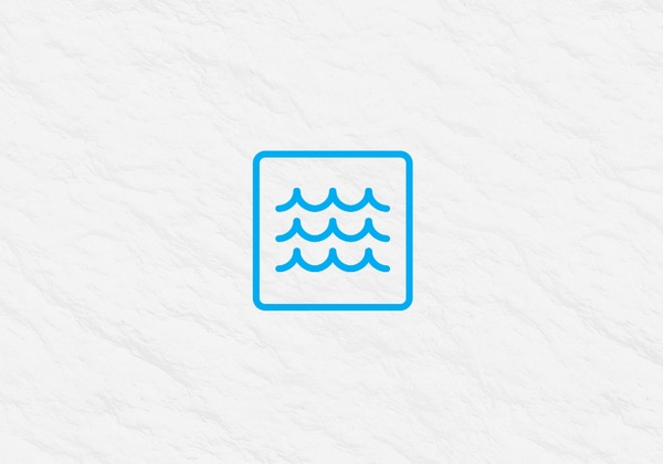 Wave Menu Icon