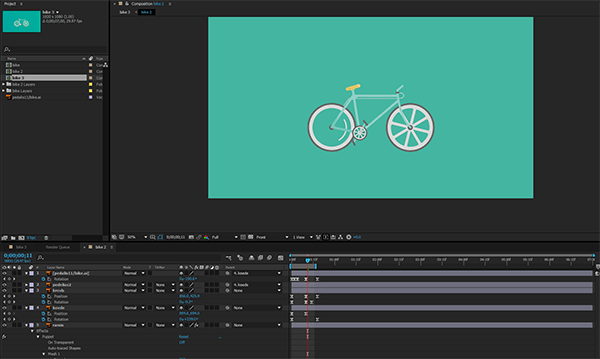 how to use after effects gif