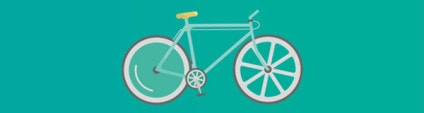 How to Create a Flat Design Bicycle (Part 1)