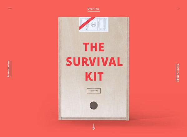 Agency Survival Kit