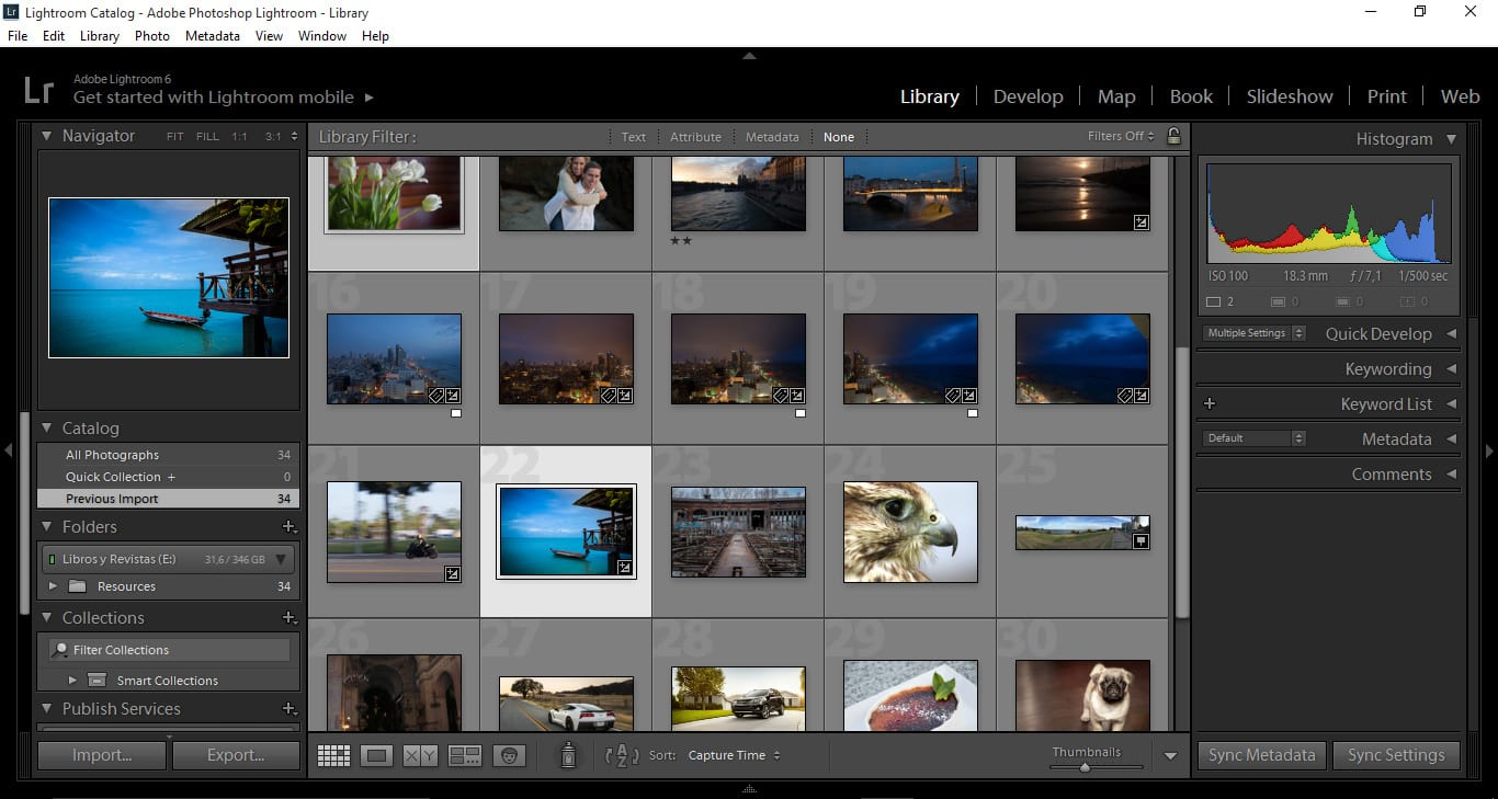 Get to know Adobe Lightroom!