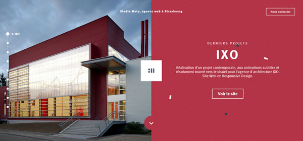 Ripped in Half: Websites with 2-Column Layouts - Designmodo