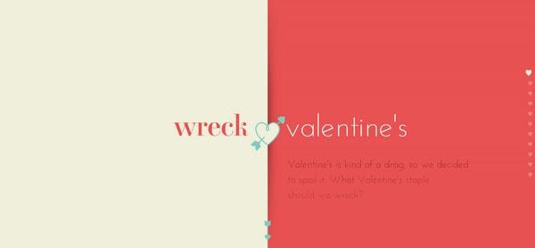 Wreck's Valentines