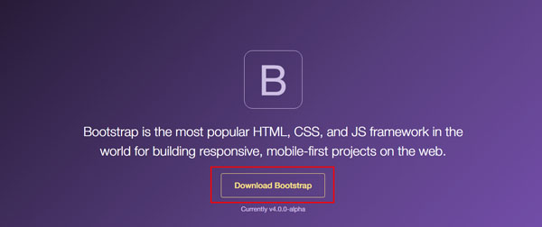 Bootstrap 4 Files