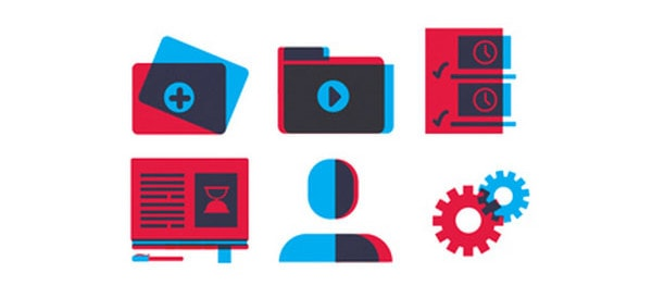 Youtube Icons by Joseph Wells