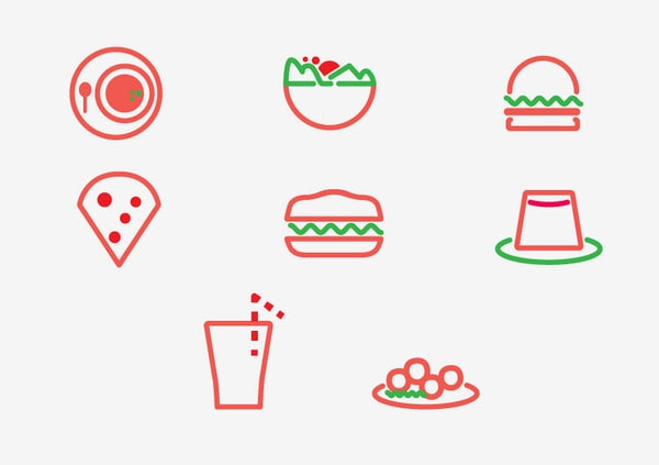 WP Café del Museo icons by Israel Ortiz
