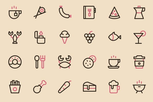 Nucleo Food Free by Sebastiano Guerriero