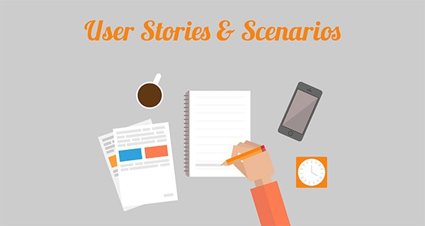 User Stories and Scenarios in UX Design