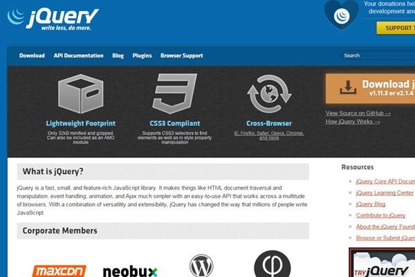 JavaScript Libraries