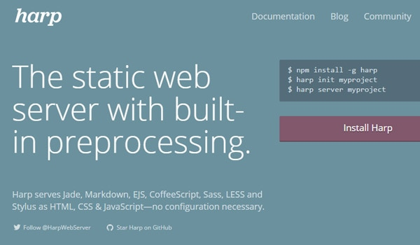 Comprehensive Guide to Static Website Generators - Designmodo