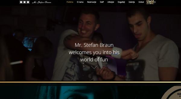 Mr. Stefan Braun's