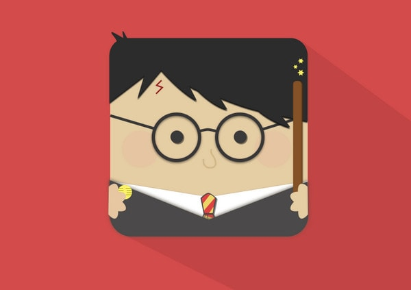 Material Design Harry by Hannah Atkin