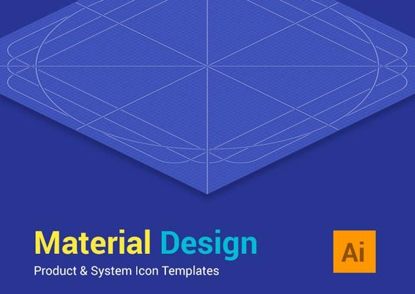 Bold, Graphic and Delightful Material Design Icons - Designmodo