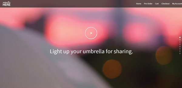 Umbrella Here
