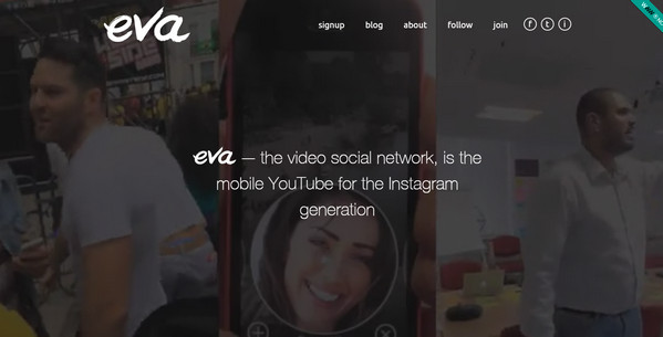 Websites with Looped Video