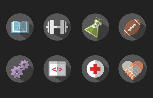 Angular Material Icons by Merissa Acosta