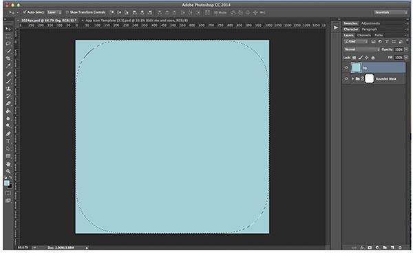 Creating the basic shape