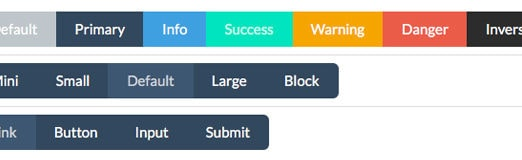 List of Bootstrap Button Generators