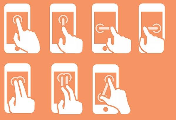 Mo Gestures by Prekesh Chavda
