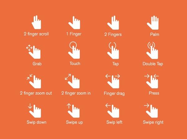 Hand Gestures Update by Rovane Durso