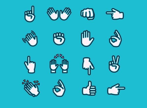 Custom Emojis by Shannon Craver