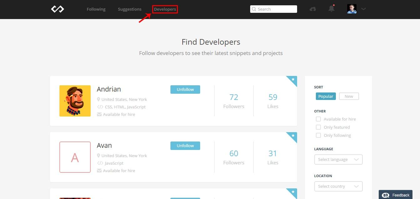 Codepad: A New Way of Saving and Sharing Code Snippets - Designmodo