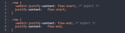 Using Bootstrap 4 Flexbox
