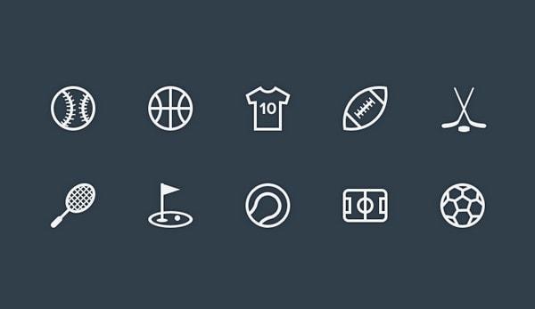 Outline icons by Ricardo Salazar