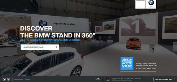 BMW Autosalon