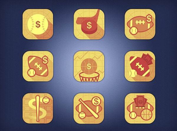 App Icon Sketches by Loggia