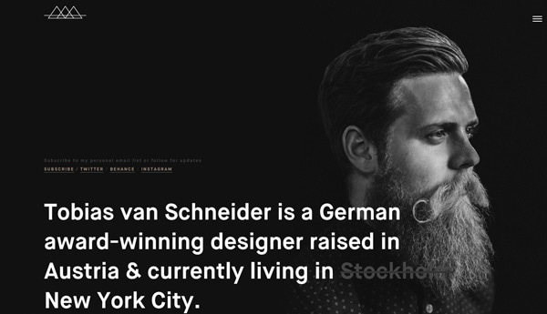 Tobias van Schneider
