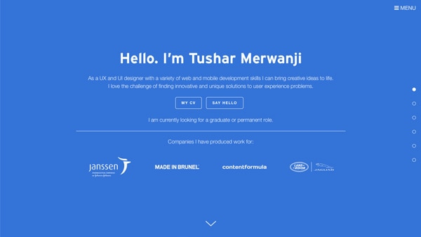 Tushar Merwanji