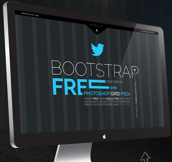 Bootstrap responsive Grid by Michael Henning