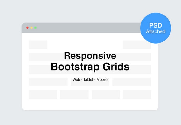 Responsive Bootstrap Grids