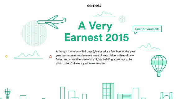 A Very Earnest 2015