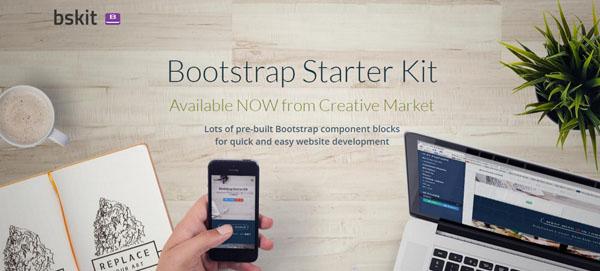 Bootstrap Starter Kit