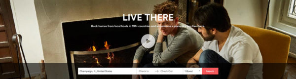 Designing Airbnb's Website: An Interactive Mockup Exercise