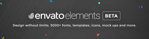 Envato Elements is the New Must-Have Resource for Design Assets