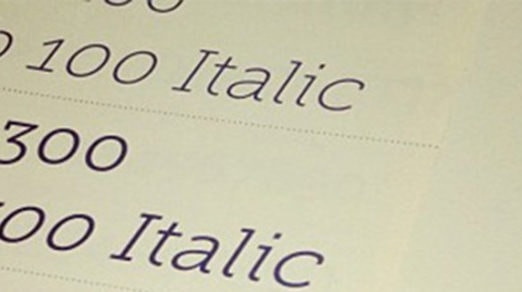 Intro to Variable Fonts in Web Design