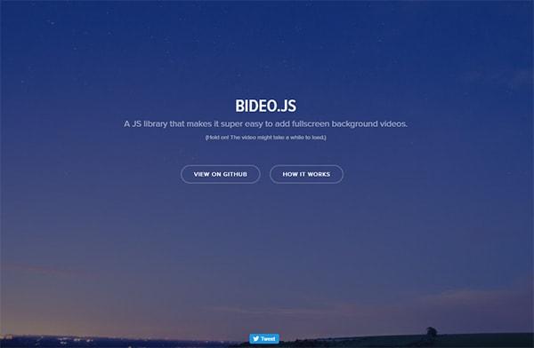 Bideo.js