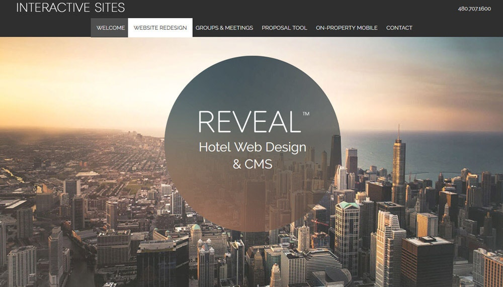 web design trends 2017 interactivesites - Website Design Ideas