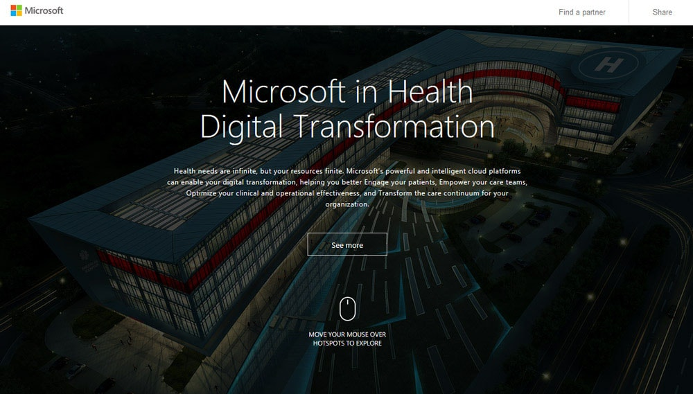 Health digital transformation