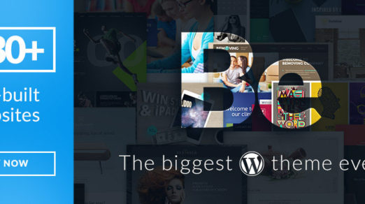 14 Great WordPress Themes to Use in 2017