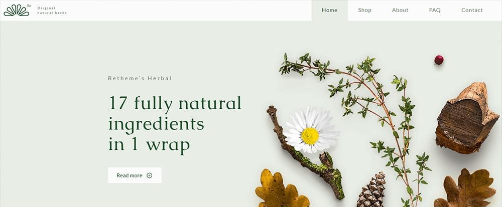 Be Herbal