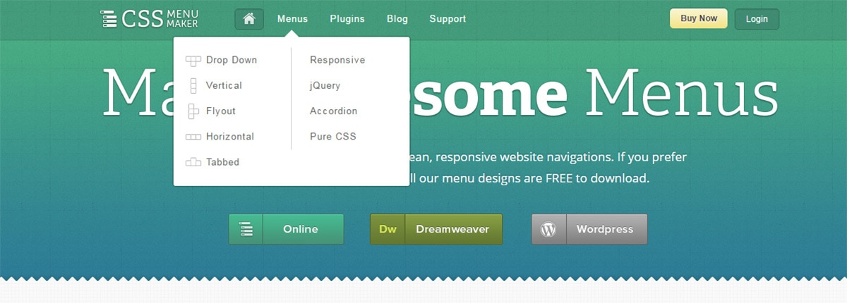 ux design tips for dropdown navigation menus designmodo