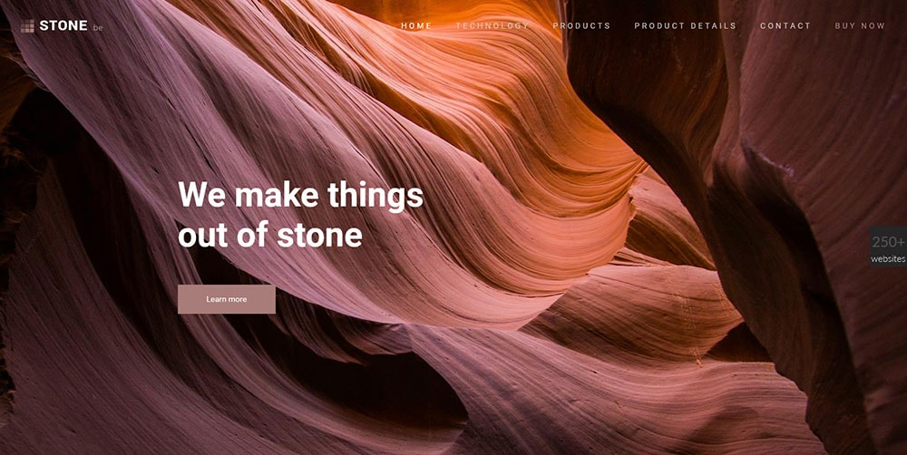 Be Stone