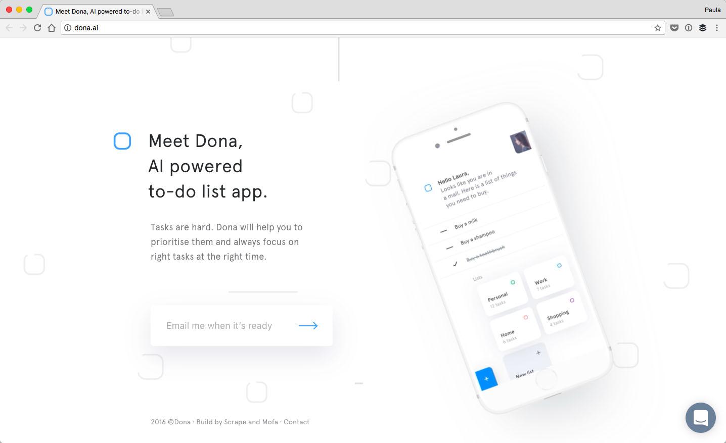 Meet Dona