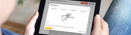 Capture Contract Signatures Online with Eversign