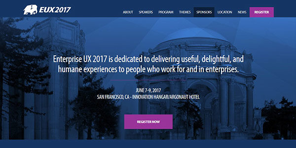 Enterprise UX 2017 Conference
